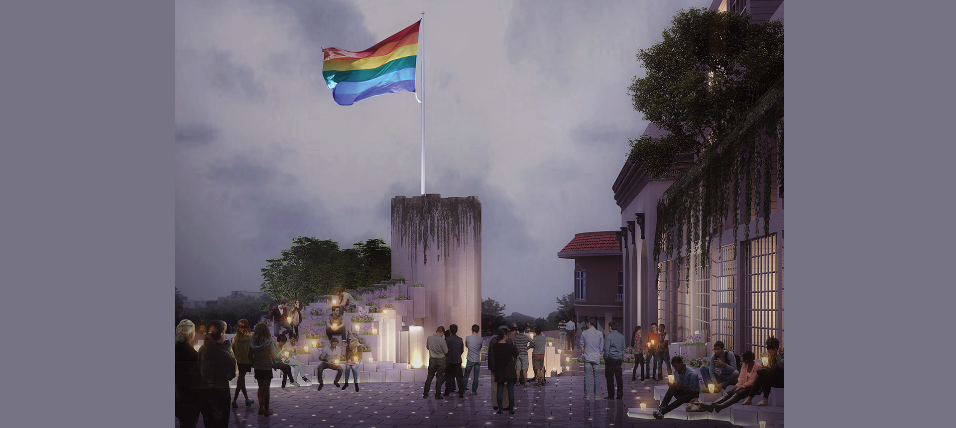 Siol Architects Harvey Milk Competition